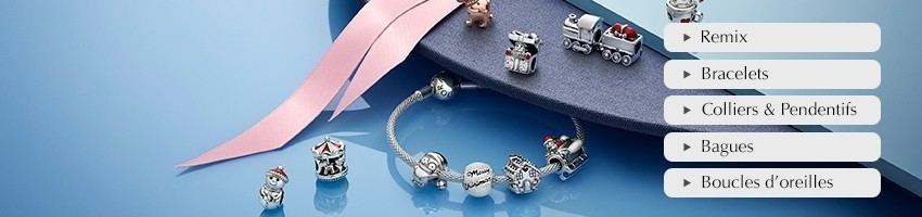 Bijoux Collection Pandora