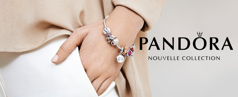 Nouvelle collection Pandora Noël