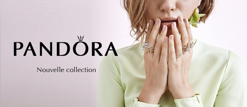 Nouvelle collection Pandora printemps 2019