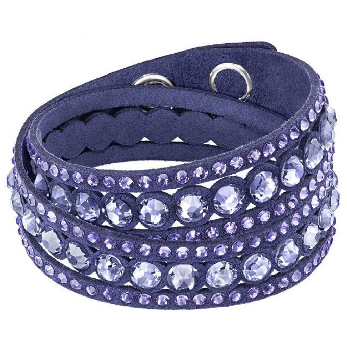 bracelet argent cristaux swarovski bracelet sur look or. Black Bedroom Furniture Sets. Home Design Ideas