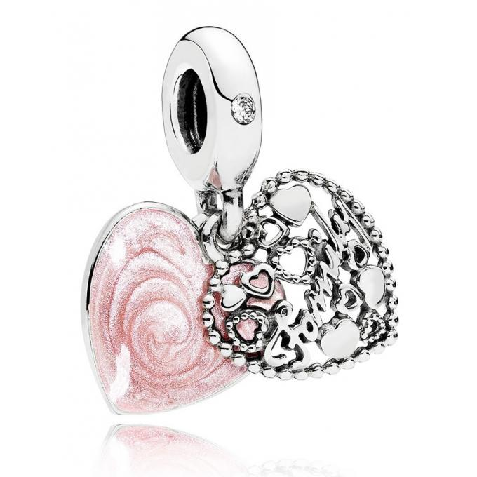 Pandora Pendentif Love Makes A Family 796459EN28 Pandora