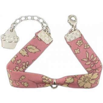 Philae - Bracelet liberty rose - Promotions Bijoux Charms
