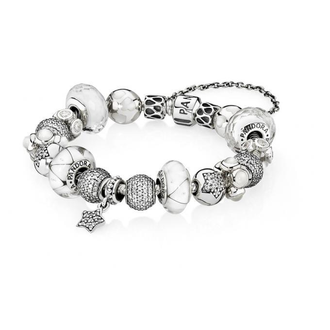 Bracelet clip argent 5/5 (50 avis)