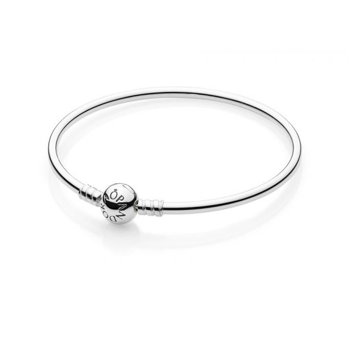clip bracelet jonc pandora