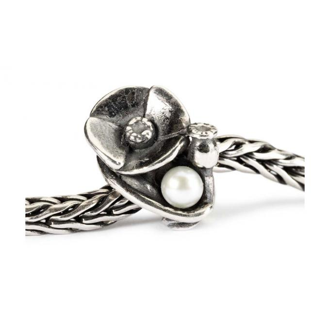 Charms Trollbeads Argent TAGBE-00034 Trollbeads