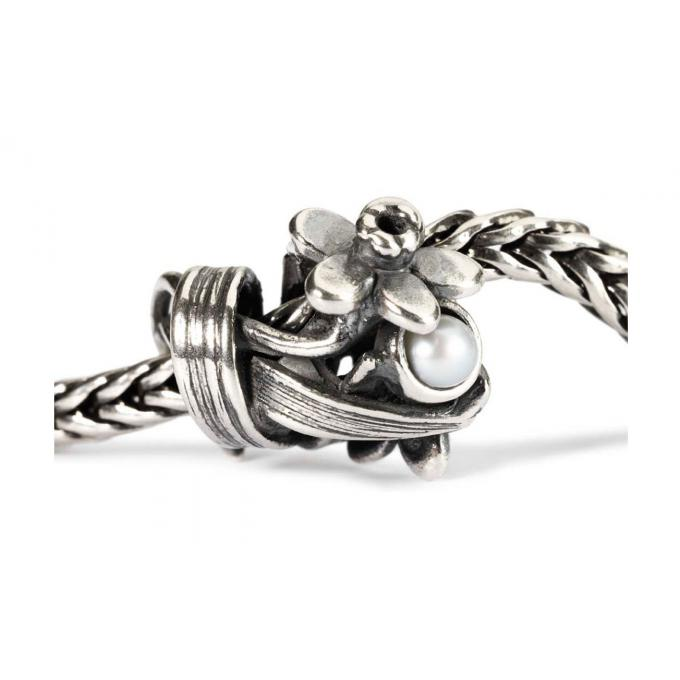 Charms Trollbeads Argent TAGBE-00029 Trollbeads