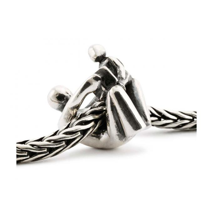 Charms Trollbeads Argent TAGBE-50020 Trollbeads