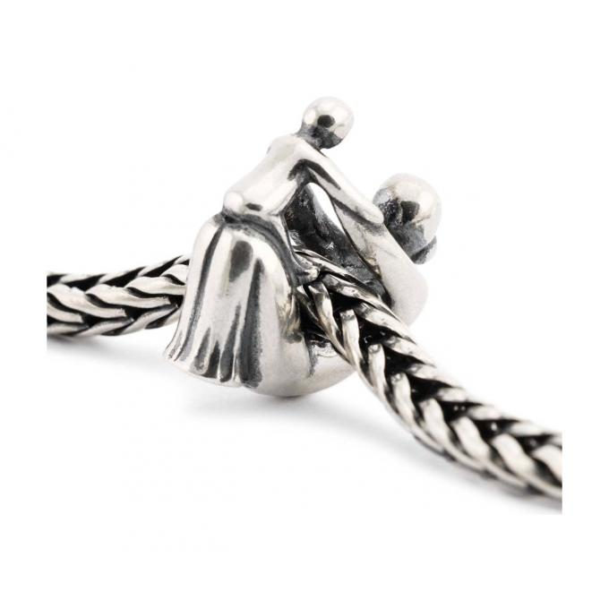 Charms Trollbeads Argent TAGBE-50019 Trollbeads