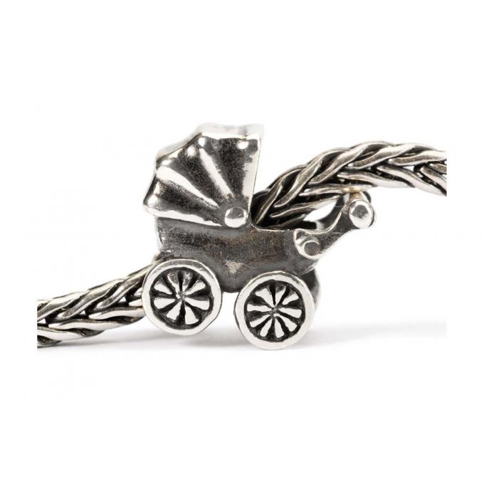 Charms Trollbeads Argent TAGBE-20044