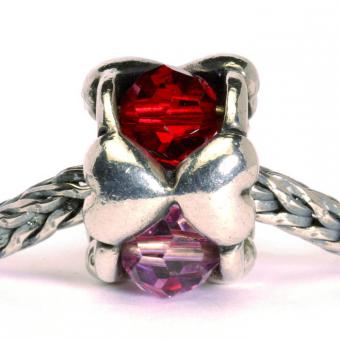 Charms Trollbeads Rouge TAGBE-00103