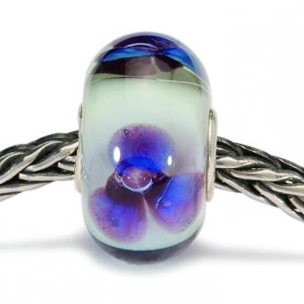 Charms Trollbeads Violet TGLBE-10248