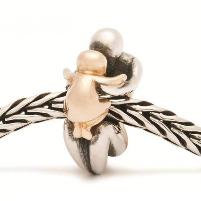 Charms Trollbeads Argent TAGBE-00083