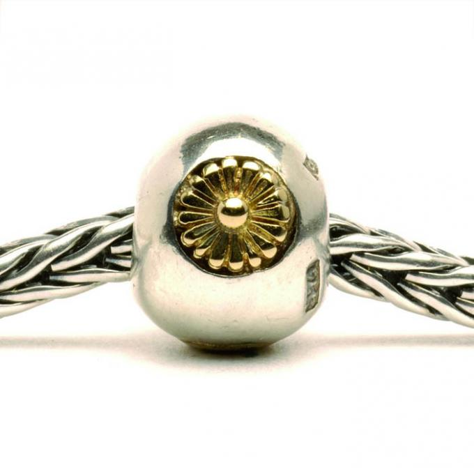 Charms Trollbeads Argent TAGBE-00075 Trollbeads