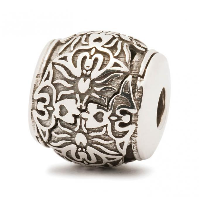 Trollbeads Perle argent les inconciliables TAGBE-60003 Trollbeads