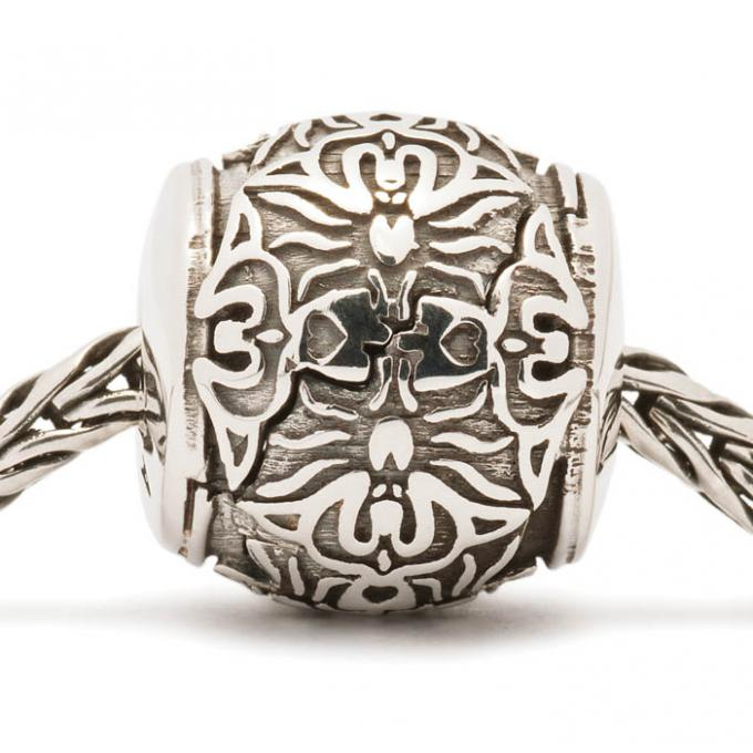 Charms Trollbeads Argent TAGBE-60003 Trollbeads