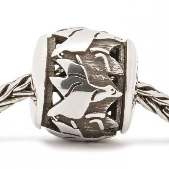 Charms Trollbeads Argent TAGBE-60002