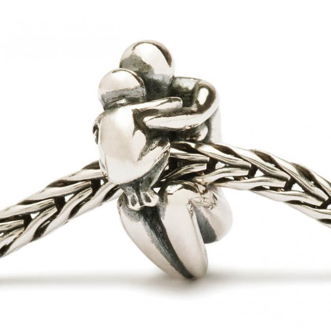 Charms Trollbeads Argent TAGBE-50032 Trollbeads