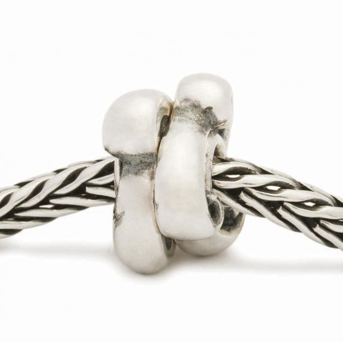 Charms Trollbeads Argent TAGBE-50011 Trollbeads