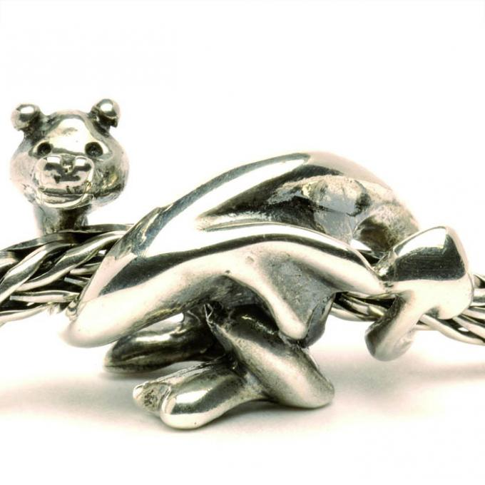 Charms Trollbeads Argent TAGBE-50026 Trollbeads