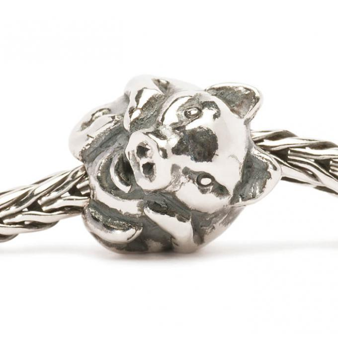Charms Trollbeads Argent TAGBE-40031 Trollbeads