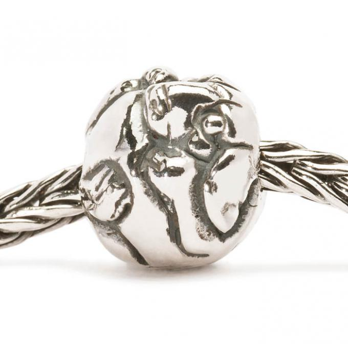 Charms Trollbeads Argent TAGBE-40030 Trollbeads