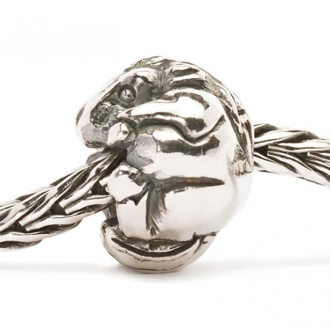 Charms Trollbeads Argent TAGBE-40026 Trollbeads