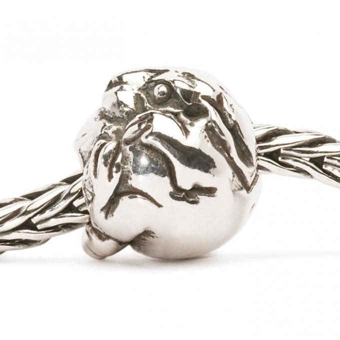 Charms Trollbeads Argent TAGBE-40023 Trollbeads