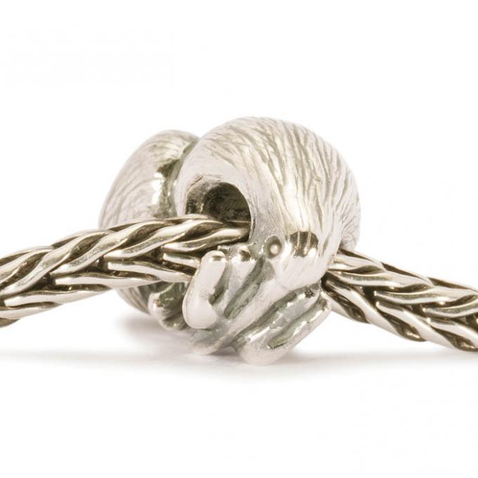 Charms Trollbeads Argent TAGBE-40014 Trollbeads