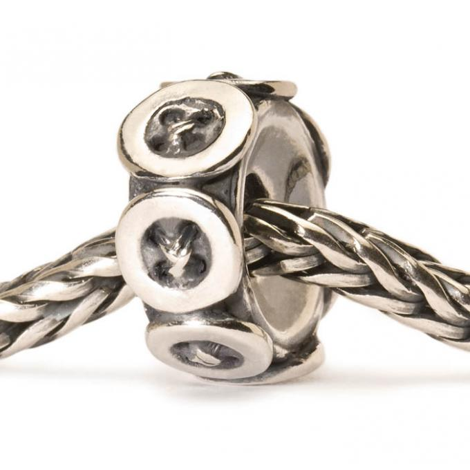 Charms Trollbeads Argent TAGBE-40065
