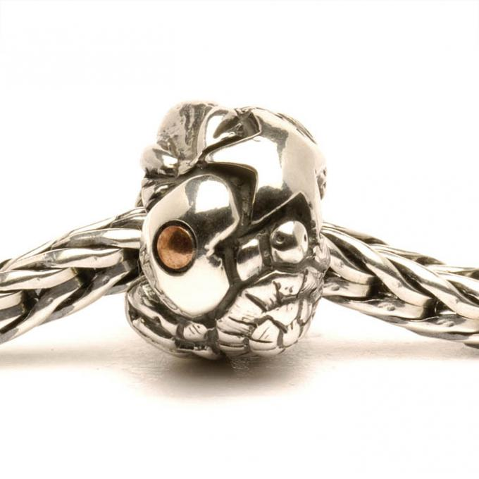Charms Trollbeads Argent TAGBE-40050 Trollbeads