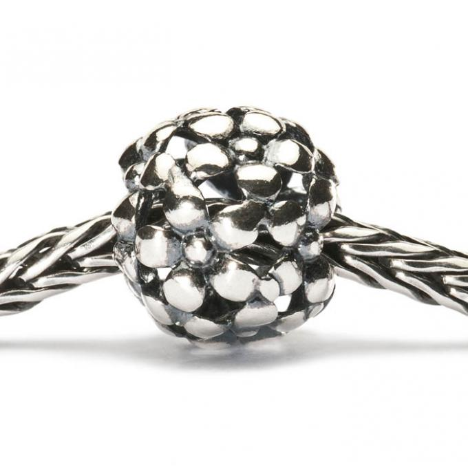 Charms Trollbeads Argent TAGBE-30044 Trollbeads