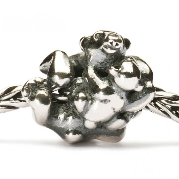 Charms Trollbeads Argent TAGBE-30043 Trollbeads