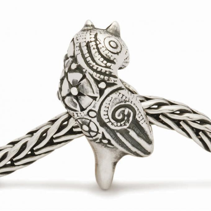 Charms Trollbeads Argent TAGBE-30030 Trollbeads