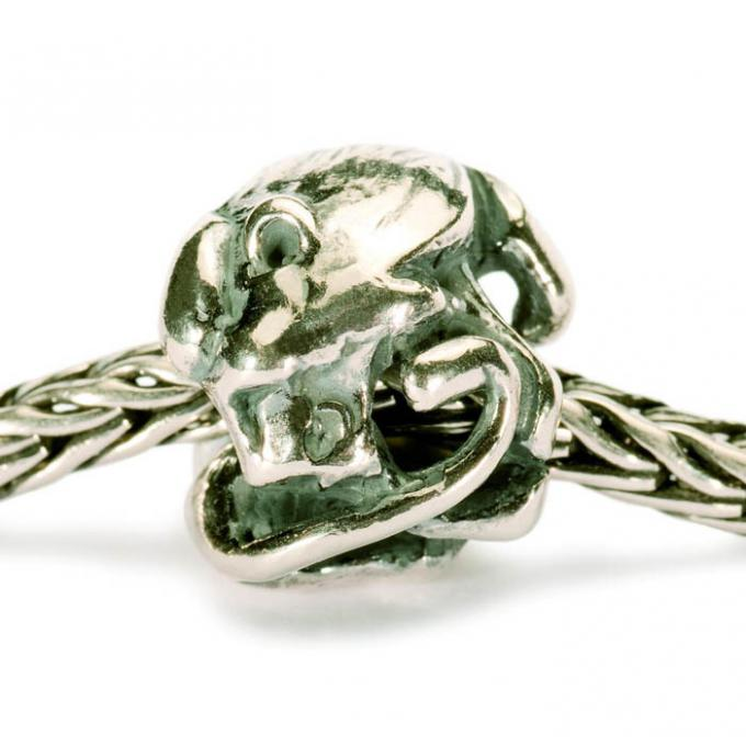 Charms Trollbeads Argent TAGBE-30108 Trollbeads