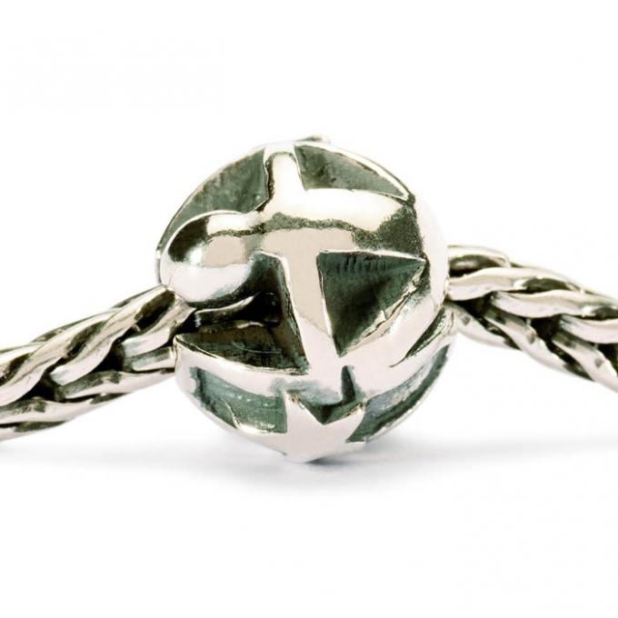 Charms Trollbeads Argent TAGBE-30107 Trollbeads
