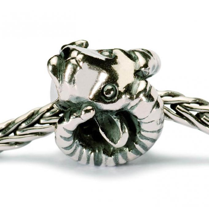 Charms Trollbeads Argent TAGBE-30100 Trollbeads