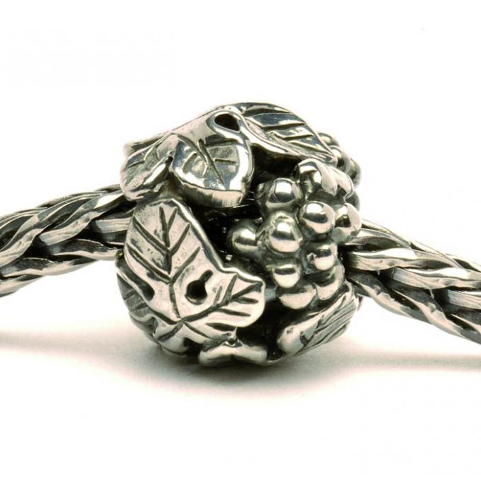 Charms Trollbeads Argent TAGBE-30092 Trollbeads