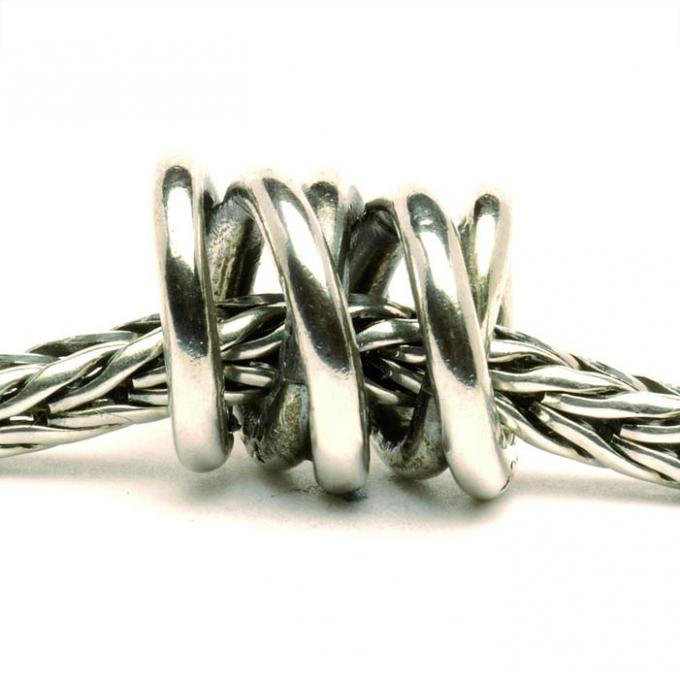 Charms Trollbeads Argent TAGBE-30085 Trollbeads