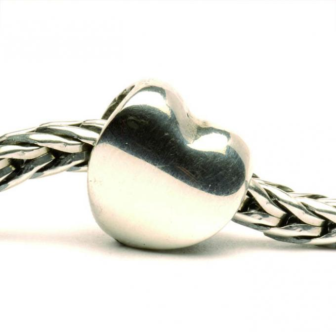 Charms Trollbeads Argent TAGBE-30080 Trollbeads