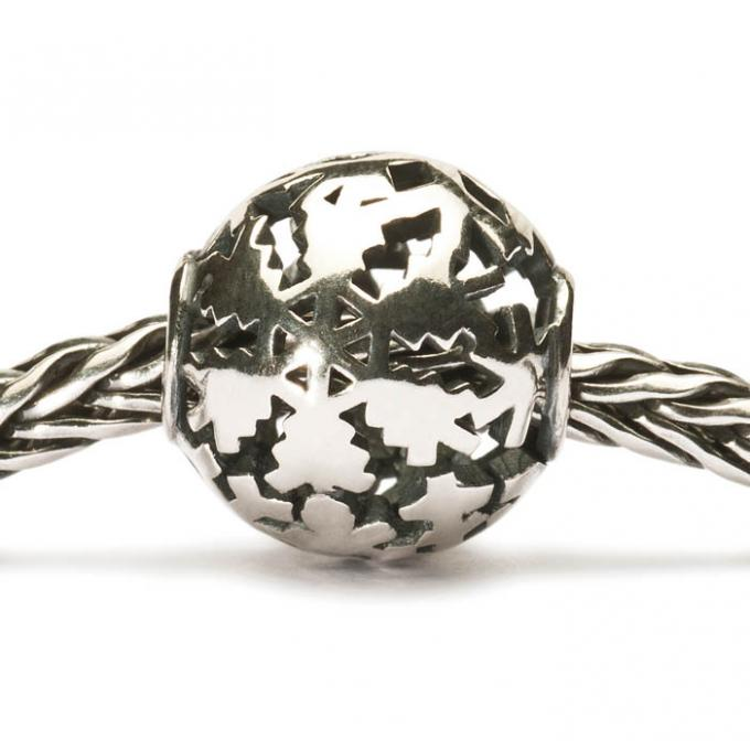 Charms Trollbeads Argent TAGBE-20040 Trollbeads