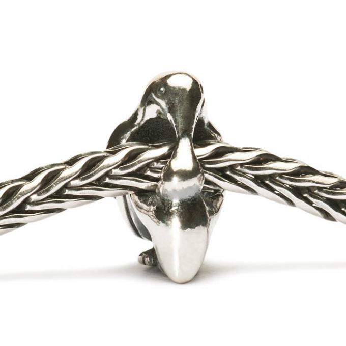 Charms Trollbeads Argent TAGBE-20037 Trollbeads