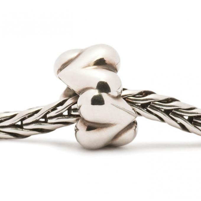 Charms Trollbeads Argent TAGBE-20031 Trollbeads