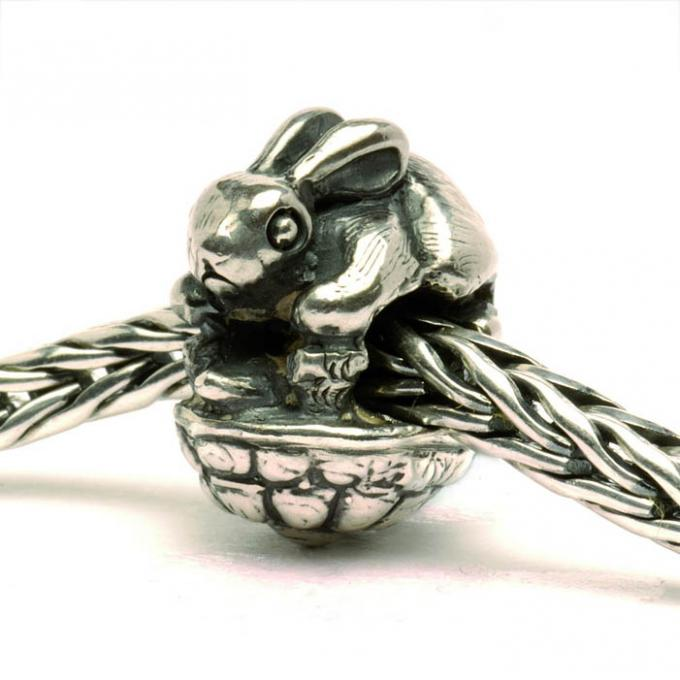 Charms Trollbeads Argent TAGBE-20094