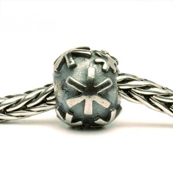 Charms Trollbeads Argent TAGBE-20091 Trollbeads