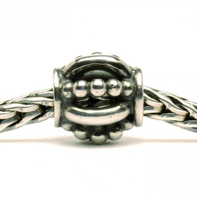 Charms Trollbeads Argent TAGBE-20085 Trollbeads