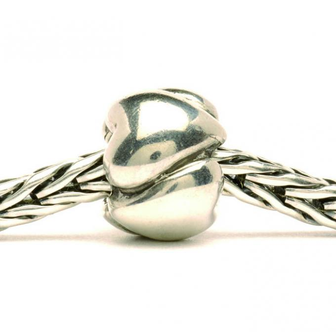 Charms Trollbeads Argent TAGBE-20084 Trollbeads
