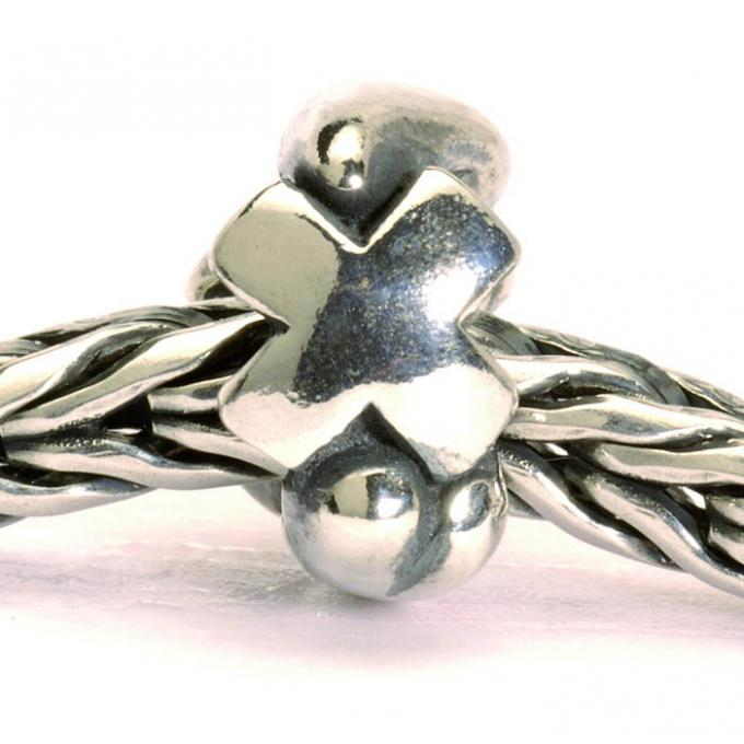 Charms Trollbeads Argent TAGBE-10083 Trollbeads
