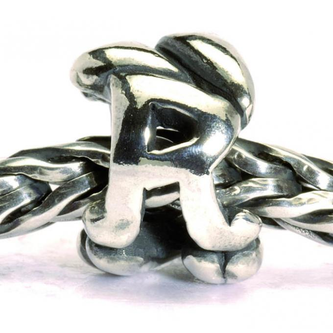 Charms Trollbeads Argent TAGBE-10077 Trollbeads