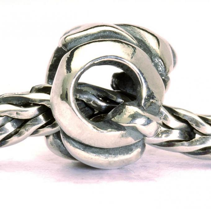 Charms Trollbeads Argent TAGBE-10076 Trollbeads