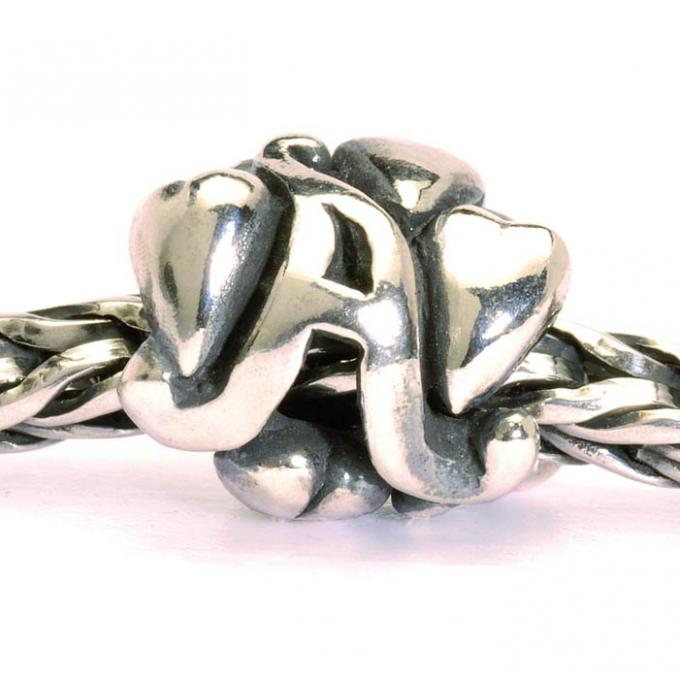 Charms Trollbeads Argent TAGBE-10060 Trollbeads